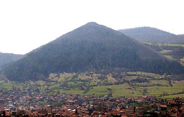 Pyramid of the Sun, Bosnia
