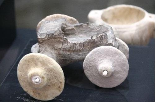 oldest wheels on earth
